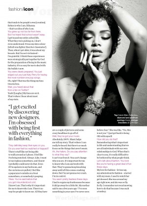 Rihanna: Glamour South Africa 2014 -03
