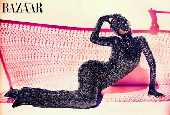 Rihanna 2014 : Rihanna: Harpers Bazaar Arabia 2014 -05