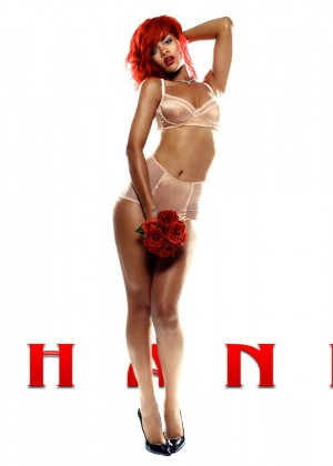 Rihanna Hot Widescreen Wallpapers -02