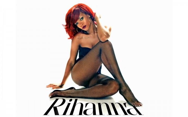Rihanna Hot Widescreen Wallpapers