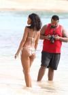 Rihanna Hot BikiniPhotos: Miami -07