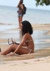Rihanna Hot BikiniPhotos: Miami -32
