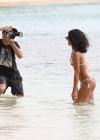 Rihanna Hot BikiniPhotos: Miami -39