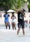Rihanna Hot BikiniPhotos: Miami -59