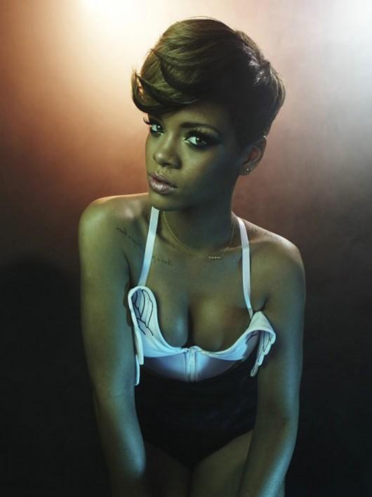 Rihanna in Rolling Stone Magazine Photoshoot