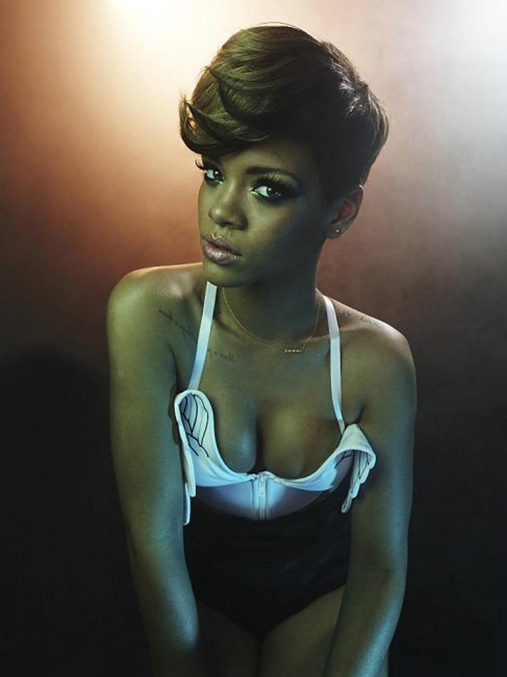 Rihanna in Rolling Stone Magazine Photoshoot – GotCeleb