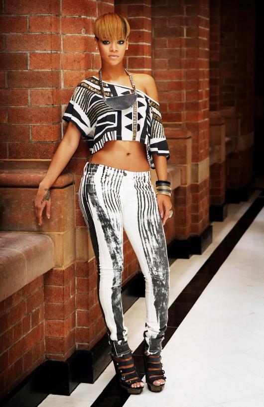 Rihanna – James Elsby Photoshoot