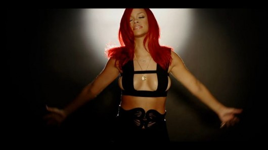 Rihanna – Kanye West's Video Caps – All Of The Lights