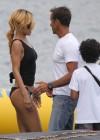 Rihanna - Bikini in Monte Carlo -17