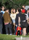 Rihanna - Hot on the set of The End of the World-05