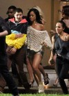 Rihanna - Hot on the set of The End of the World-08