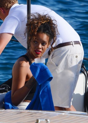 Rihanna On Vacationing In Saint Tropez Gotceleb