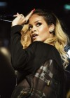 Rihanna - Performance at BJK Inonu Stadium in Istanbul -30