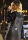 Rihanna performs on stage at BEC -03