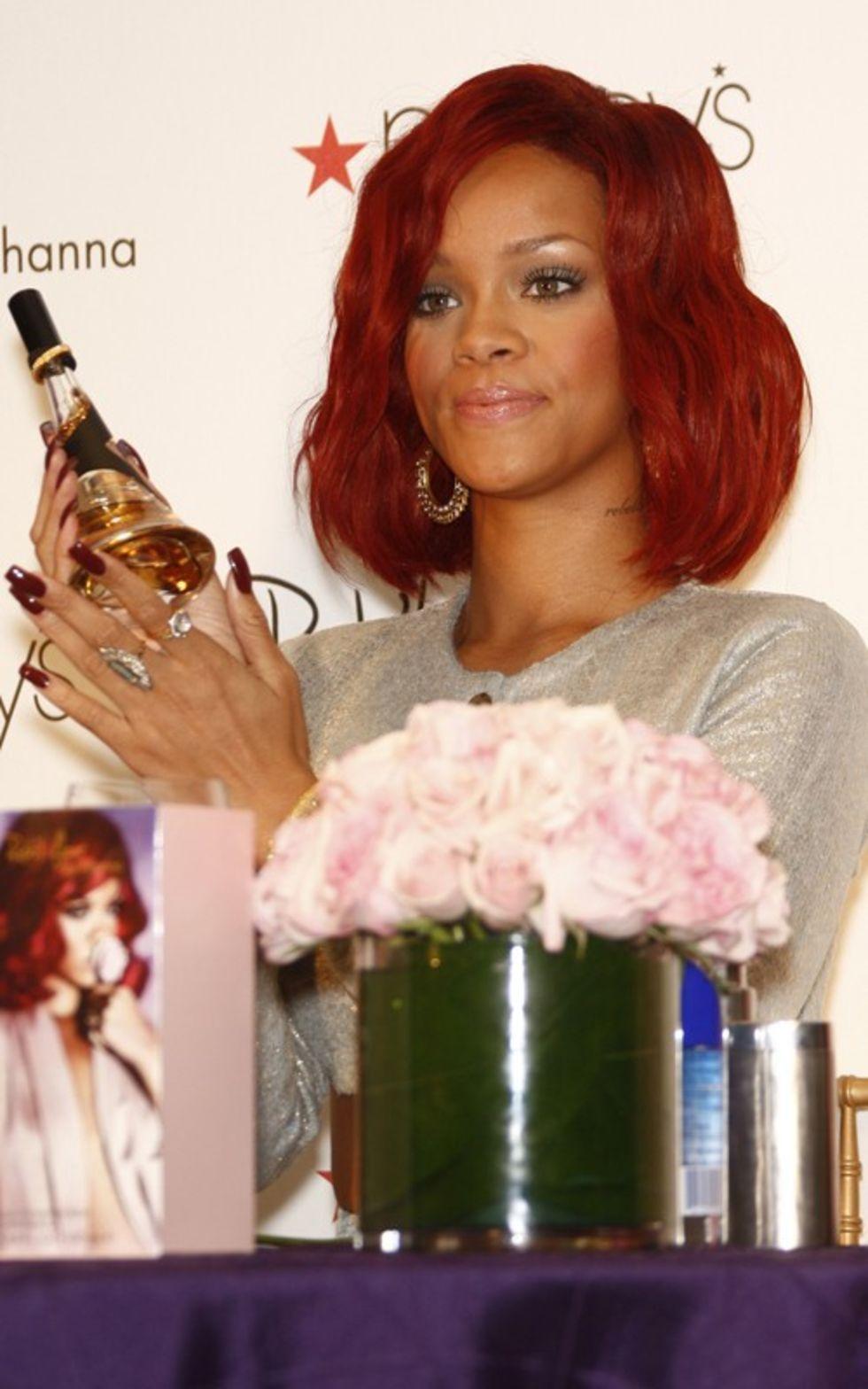 Rihanna 2011 :