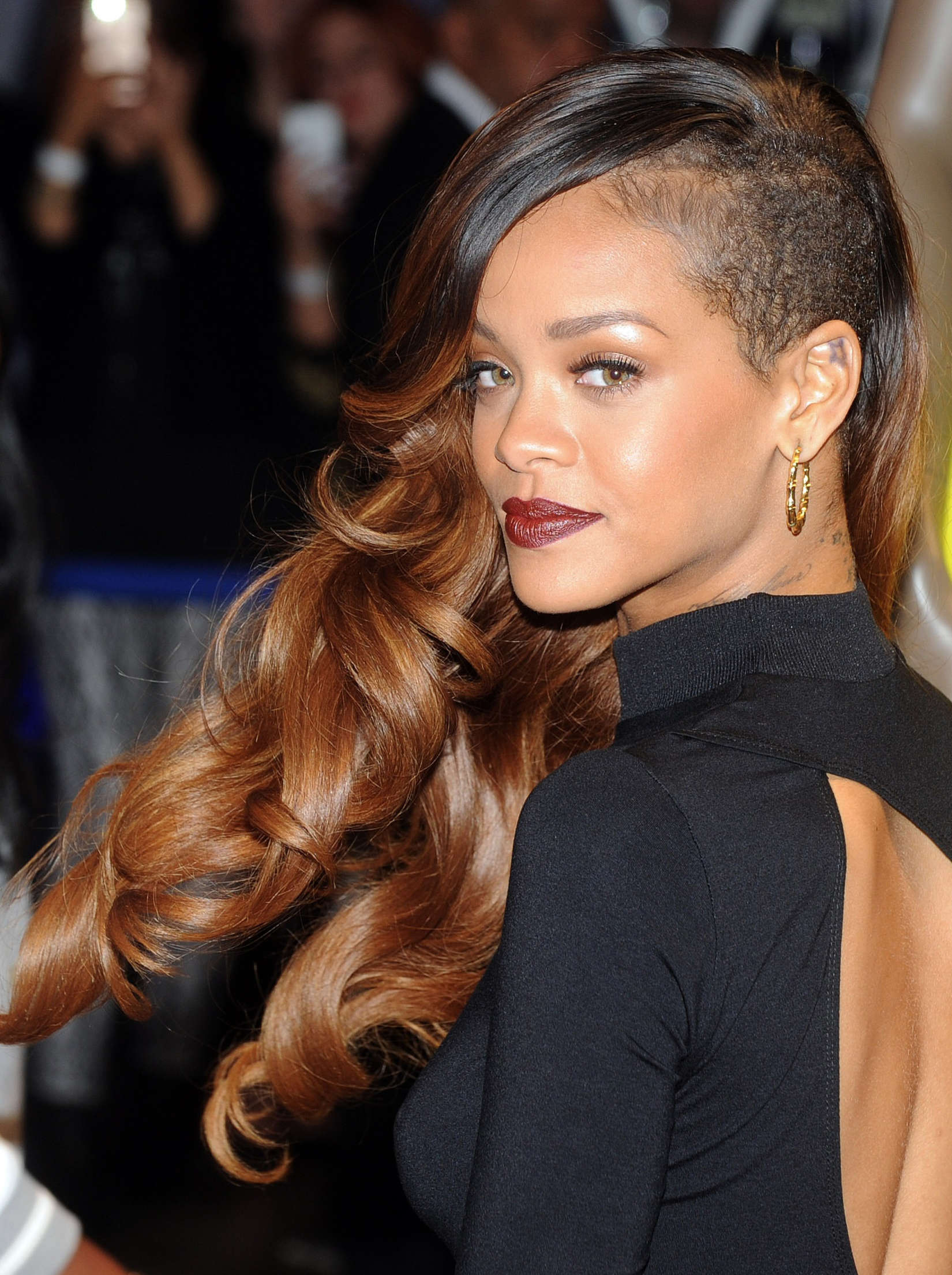 Rihanna – River Island 2013 Collection Launch -05 – GotCeleb