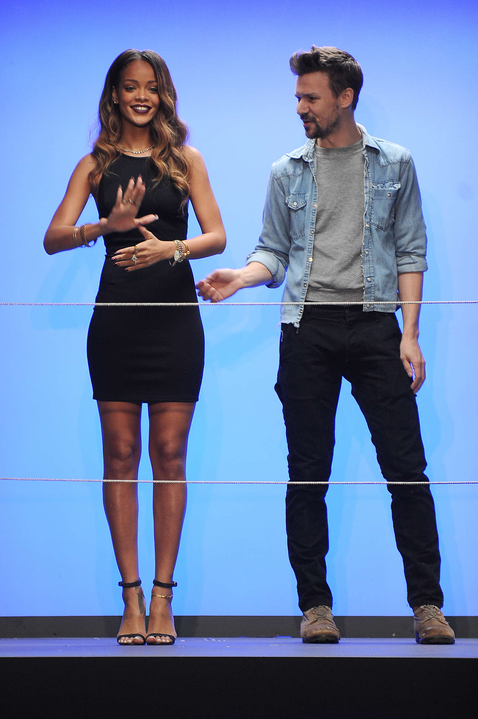 Rihanna 2013 London Fashion Week 10 Gotceleb