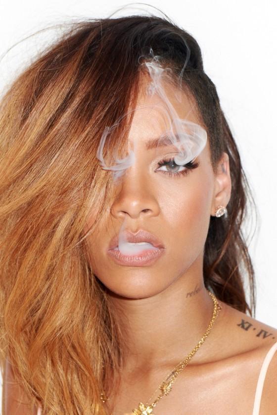 Rihanna Photoshoot Rolling Stone 2017