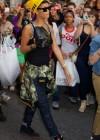 Rihanna Photos: Marijuana Purse -11