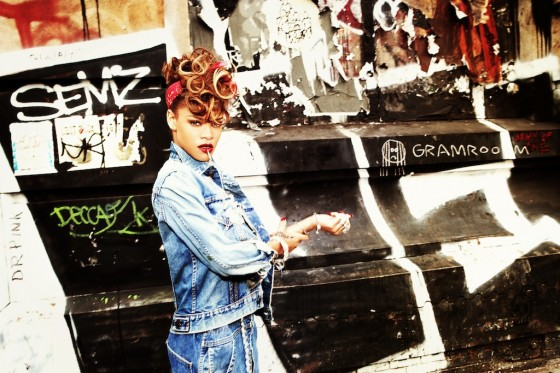 Rihanna Gorgeous at Talk That Talk Music Album Promos-03
