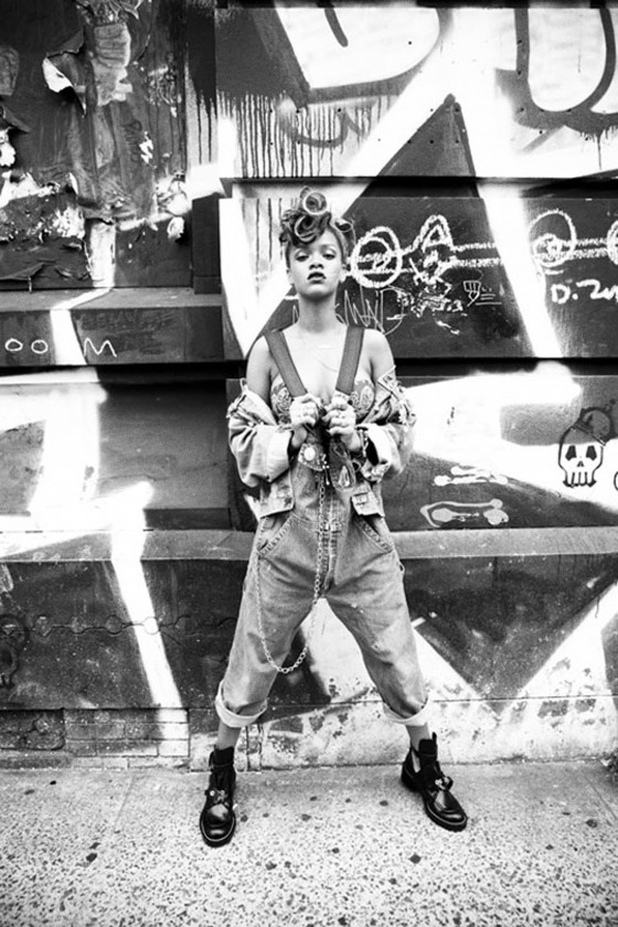 Rihanna Gorgeous at Talk That Talk Music Album Promos-12 ...