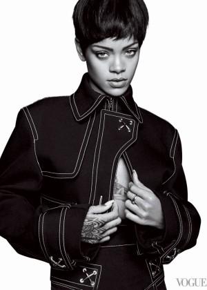 Rihanna: Vogue US -09