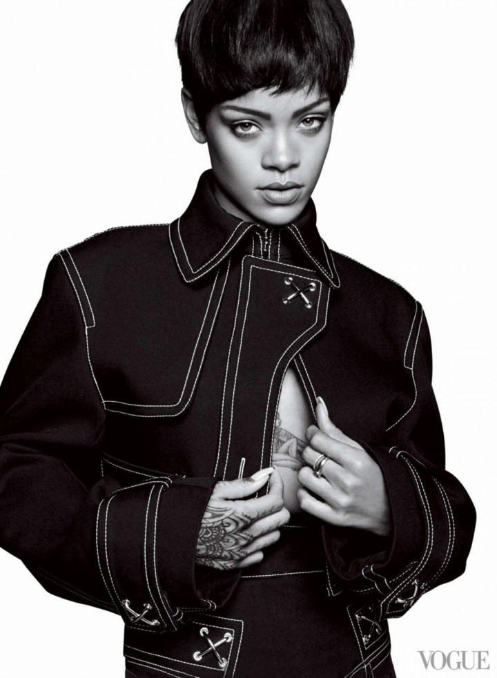 Rihanna: Vogue US -09