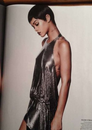 Rihanna: Vogue US Magazine -01