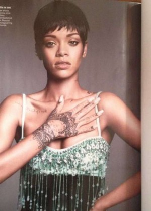 Rihanna: Vogue US Magazine -05