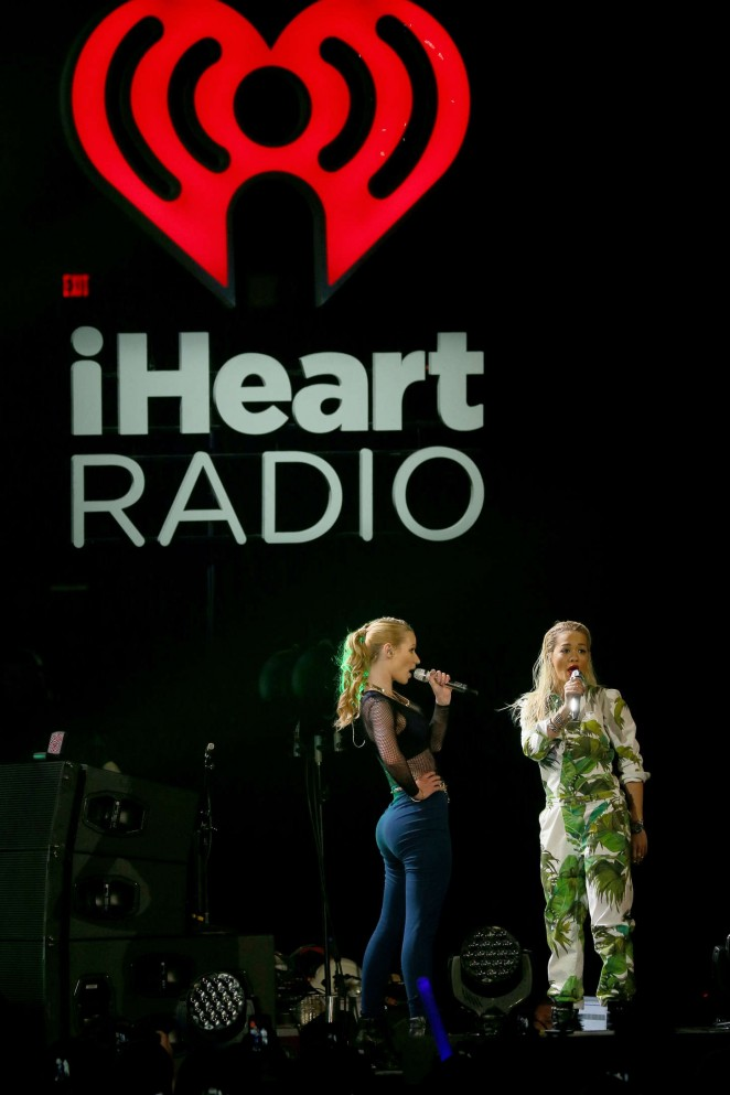 Rita Ora: 103 5 KISS FMs Jingle Ball -01