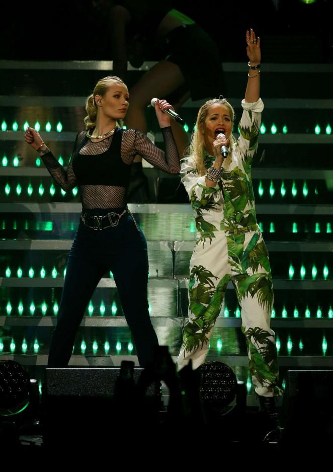 Rita Ora: 103 5 KISS FMs Jingle Ball -15