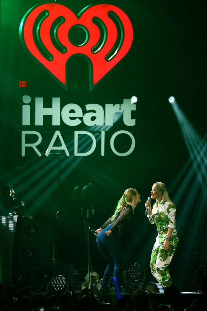 Rita Ora: 103 5 KISS FMs Jingle Ball -26