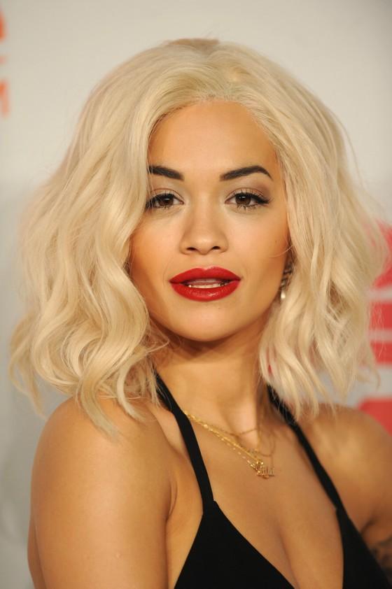 Rita Ora: 2013 MTV EMA -01