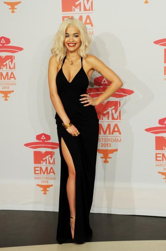 Rita Ora: 2013 MTV EMA -02