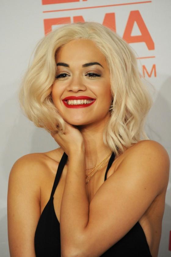 Rita Ora: 2013 MTV EMA -05