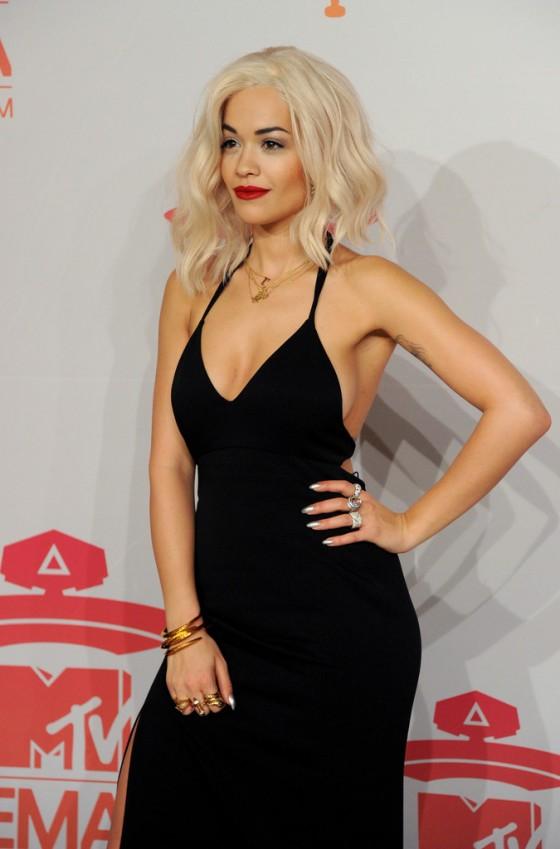 Rita Ora: 2013 MTV EMA -08
