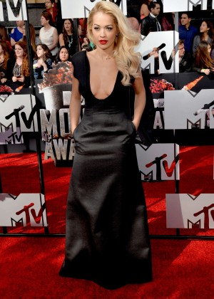 Rita Ora: 2014 MTV Movie Awards -02