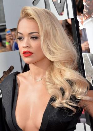 Rita Ora: 2014 MTV Movie Awards -03