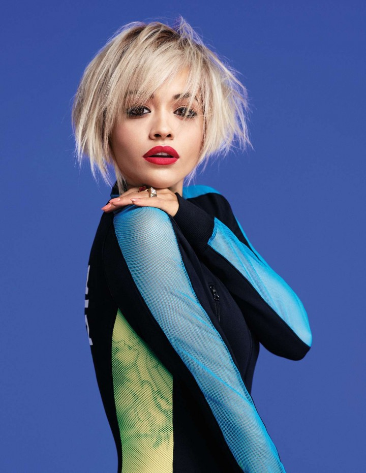 Rita Ora - Adidas Originals Collection 2014