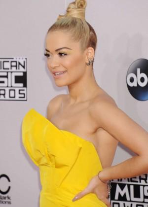 Rita Ora - 2014 American Music Awards in LA