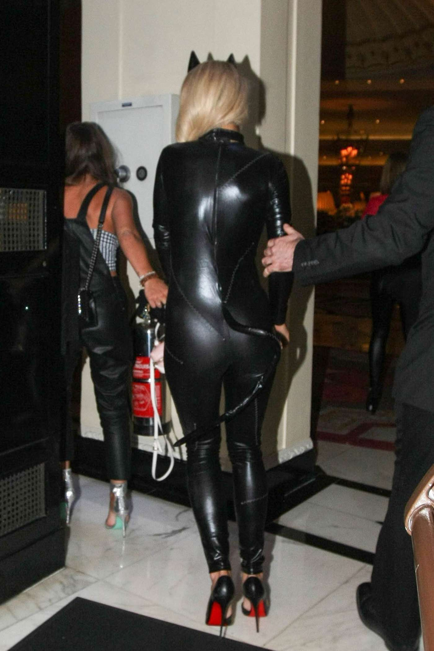 Rita Ora In Catsuit At Chakana Night Club 07 Gotceleb