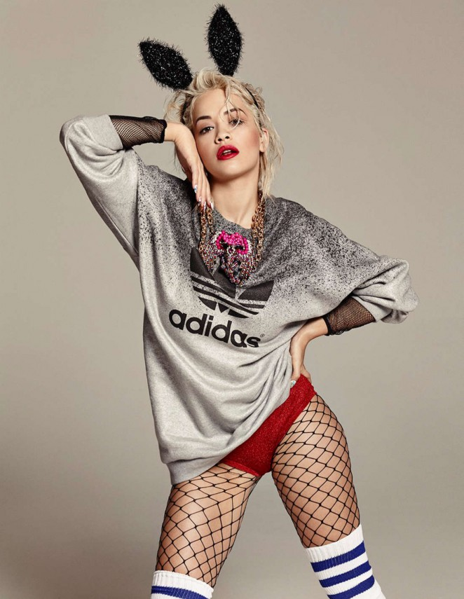 Rita Ora - Elle Korea Magazine (November 2014)