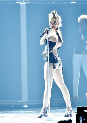 Rita Ora PerformsLive at Fashion Rocks 2014 -06