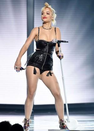 Rita Ora PerformsLive at Fashion Rocks 2014 -10