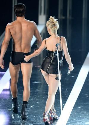 Rita Ora PerformsLive at Fashion Rocks 2014 -13