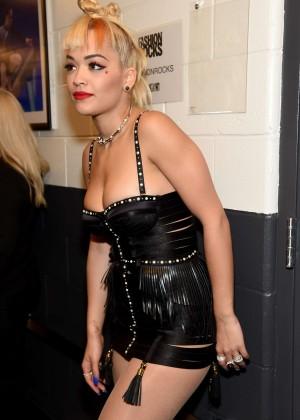 Rita Ora PerformsLive at Fashion Rocks 2014 -17