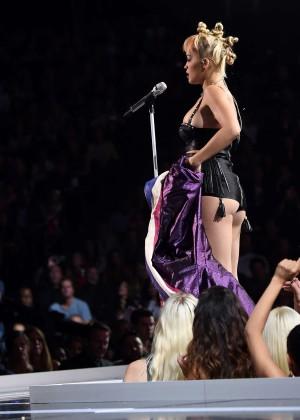 Rita Ora PerformsLive at Fashion Rocks 2014 -19