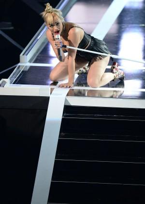 Rita Ora PerformsLive at Fashion Rocks 2014 -25