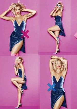 Rita Ora - Cosmopolitan USA 2014 -02