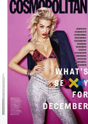 Rita Ora - Cosmopolitan USA 2014 -04